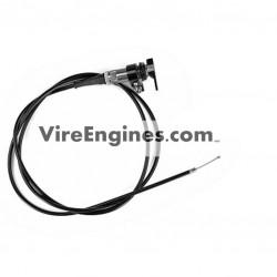 manual choke conversion kit  for Vire 12 (Bing) 150cm