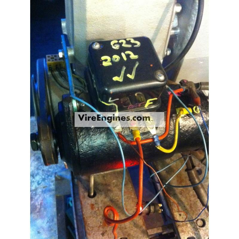 Fabulous Dynastart Unit Starter Dynamo Delco Vire Wiring Digital Resources Instshebarightsorg
