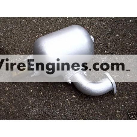 VIRE 6 BVR EXHAUST (6 BHP)