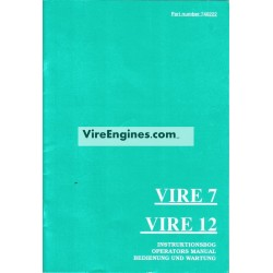 Vire 7 & Vire 12 Catalogue