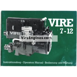 Vire 7 & Vire 12 Installation Operation ONLY