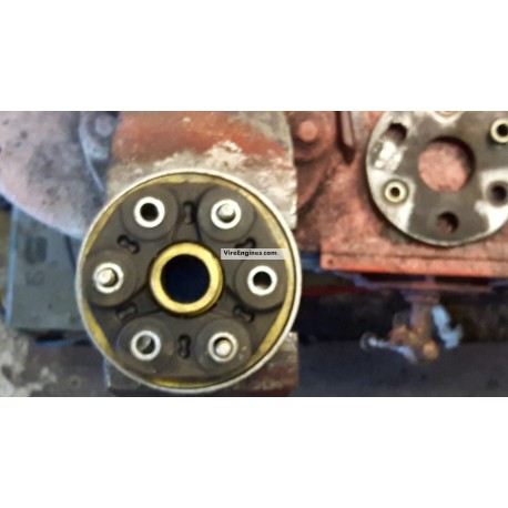 VIRE 6/7/12 Gearbox RUBBER COUPLING SET - (Early Ver)